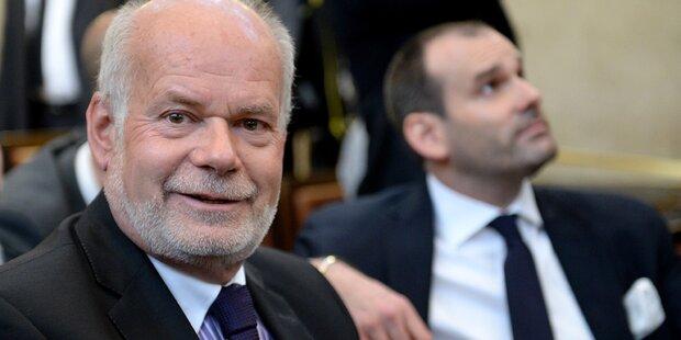 Grasser-Anwalt klärt 'Stelzen-Affäre'