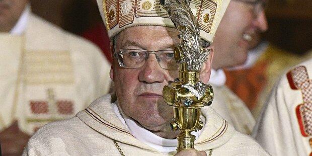 Bischofs-Skandal vor Weihnachten