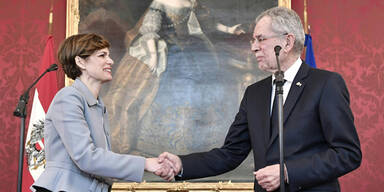 Rendi-Wagner ersucht VdB um Hilfe gegen Regierung