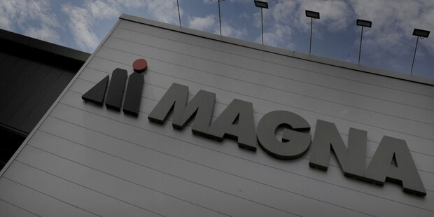 Magna Graz stellt morgen Produktion bis 30. März ein