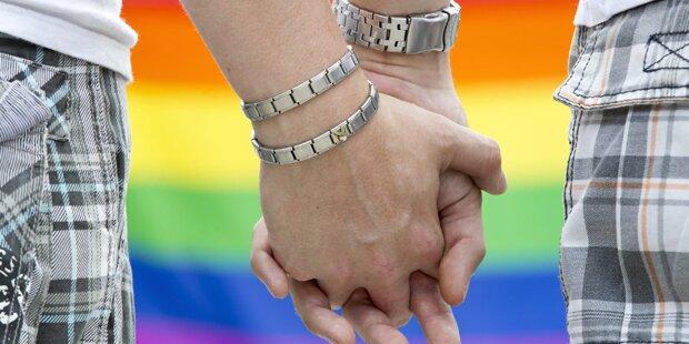 Ehe für alle auch in Österreich