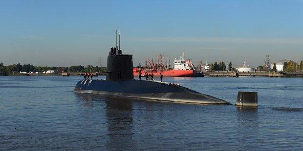Vermisstes U-Boot: Notsignale lassen weiter hoffen