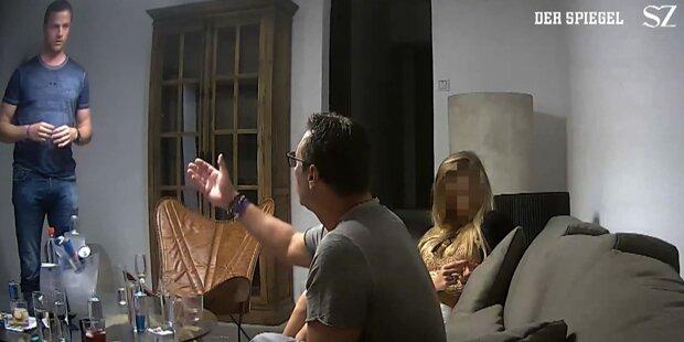 Konnex zwischen Ibiza-Video & Schredder-Skandal?