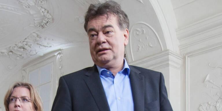 Kogler will nicht ins ehemalige Strache-Büro