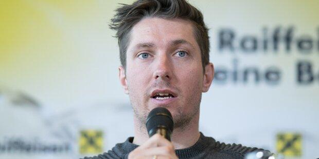 Marcel Hirscher ist Sportler des Jahres