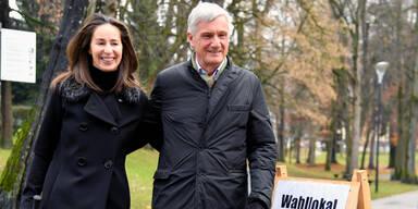 Bürgermeisterwahl Salzburg Preuner