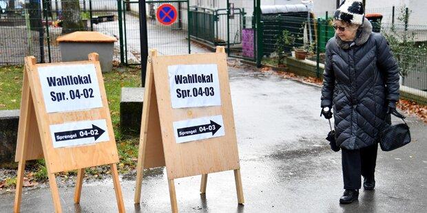 Bürgermeisterwahl in St. Gilgen