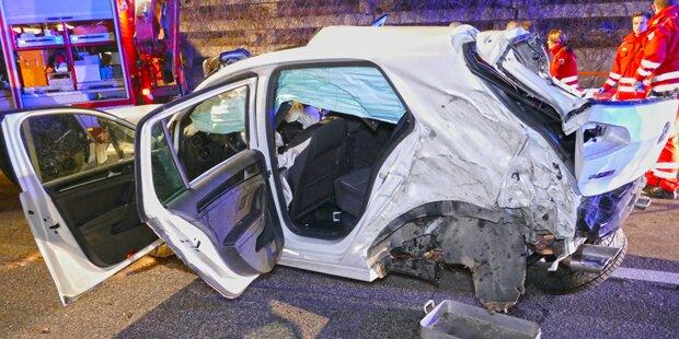 Tragischer Verkehrsunfall auf S6