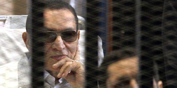 Mubarak-Prozess: Richter tritt zurück