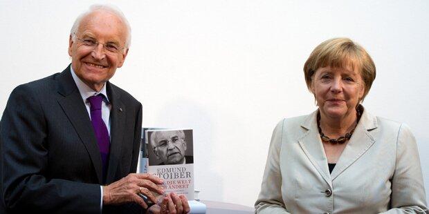Plant Stoiber ein Komplott gegen Merkel?
