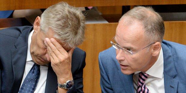 Marcus Franz verlässt die ÖVP