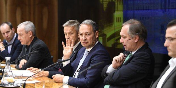 Österreich beschließt Waffenembargo gegen Türkei