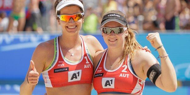 Austro-Damen holen World-Tour-Titel
