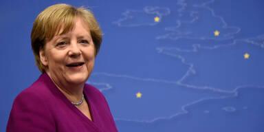 Merkel: Bis 20./21. Juni Lösung für Kommissionspräsident