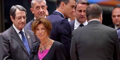 EU-Gipfel zu Topjobs ohne Einigung beendet