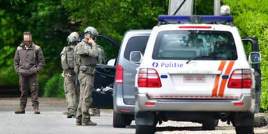 Terrorverdächtiger Soldat in Belgien tot aufgefunden