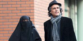 Algerischer Millionär will Burka-Strafen zahlen