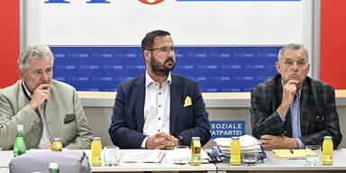 FPÖ legte 'Rohbericht' der 'Historikerkommission' vor
