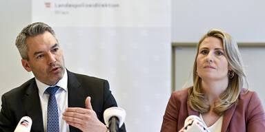 'Null Toleranz für türkische Konflikte auf Österreichs Straßen'
