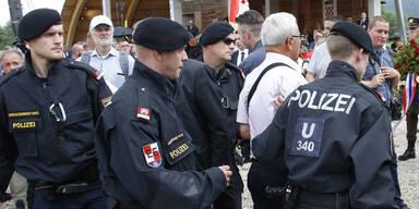 Festnahmen bei umstrittenem Kroaten-Treffen in Kärnten