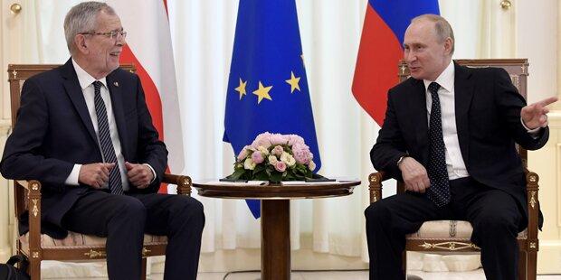 Putin kann sich Treffen mit Trump in Wien vorstellen