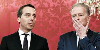 ÖVP bot SPÖ Neuwahl an - Kern lehnte ab
