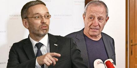 Pilz: Gesamte Regierung macht identitäre Politik