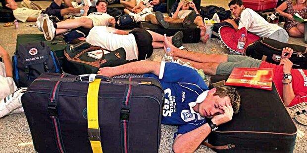 Immer mehr Ausfälle: Wut auf Airlines steigt