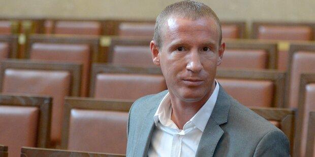 Stefan Petzner ist wieder solo