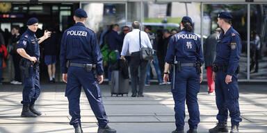 Polizei Praterstern