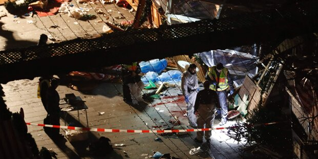 Berlin: Polizei nahm weiteren Verdächtigen fest