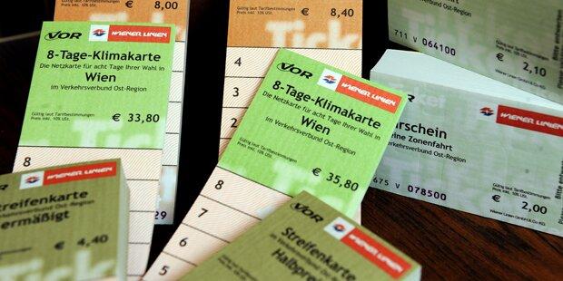 Flüchtlinge zahlen 4 Euro für Öffi-Monatskarte