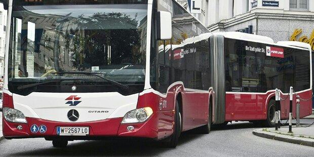 Wiener Linien setzen künftig auf XL-Busse