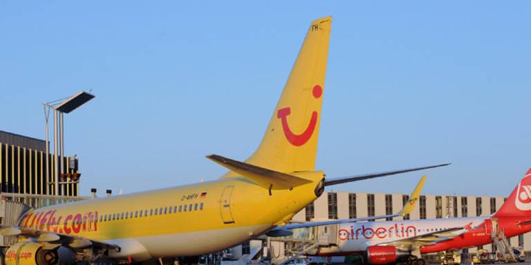 TUI spart bei Ferienflieger Tuifly ein