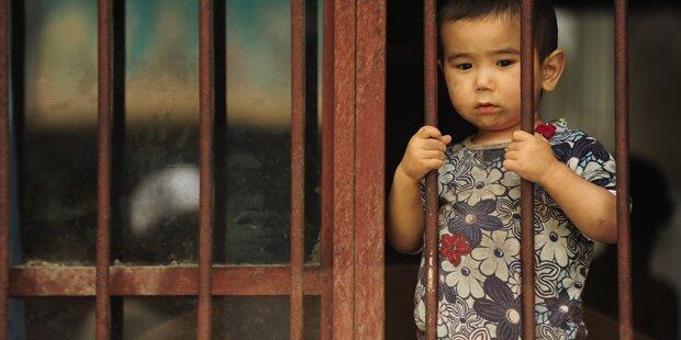 China hält Millionen Uiguren in Lagern fest