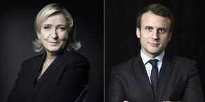 Russland will Le Pen zum Sieg verhelfen