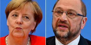 Nach Jamaika-Aus: SPD erteilt Merkel Absage