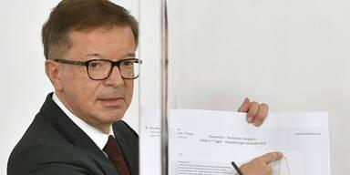 Corona-Impfung soll in ganz Österreich im Jänner starten