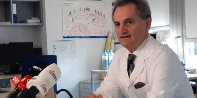 ''Neues Medikament mildert Coronavirus um 90 Prozent''