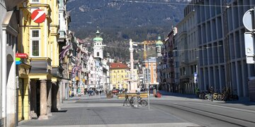 Unbelehrbar: Ausgangssperre: Schon 15 Anzeigen in Tirol