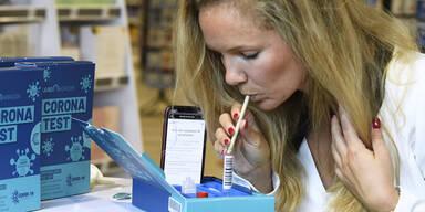 Umstrittene PCR-Heim-Test laut Entwickler zertifiziert