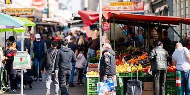 70 Prozent der Wiener sehen soziale Brennpunkte