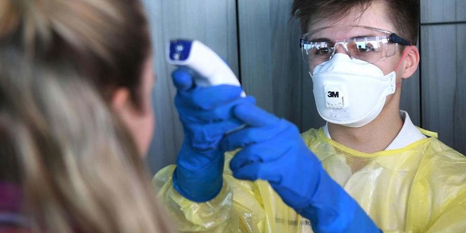 Coronavirus WIen Schwechat