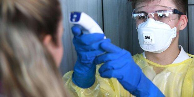 Coronavirus könnte Österreich 1,1 Milliarden € kosten