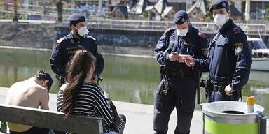 Lockdown-Strafenkatalog: Bis zu 1.450 Euro Strafe bei Verstößen