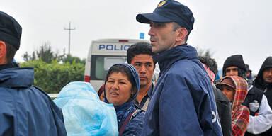 Kroatien-Cop packt über illegale Abschiebungen aus