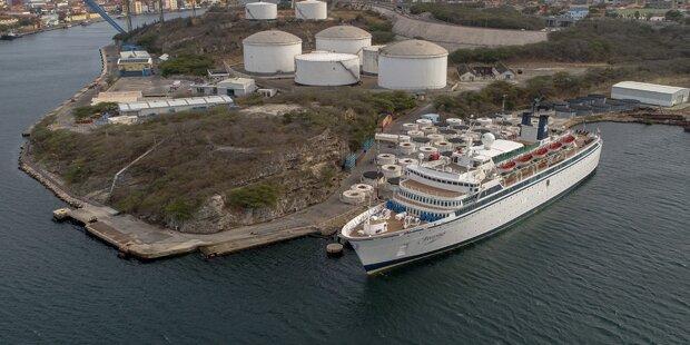 Passagiere können Scientology-Schiff nach Masernfall verlassen