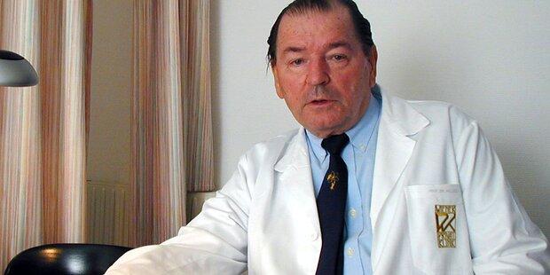 Zilk-Chirurg Hanno Millesi ist tot