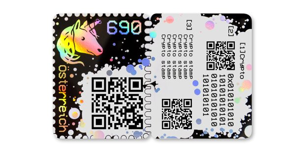 Post bringt digital-analogen Briefmarken-Klon