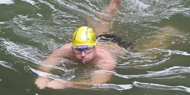Schwimmer aus OÖ will Ärmelkanal durchschwimmen